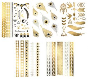 Premium Gold Tattoos