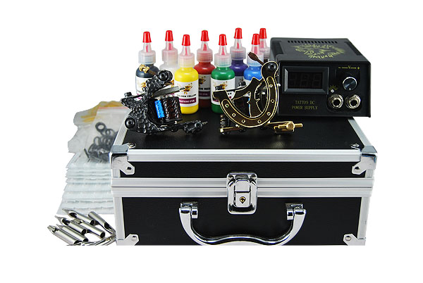 best starter tattoo kits