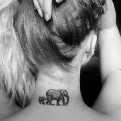 21 Elephant Tattoos With Symbolic Meanings Tattoos Win