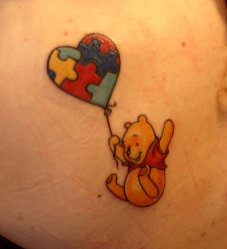 Tigger tattoo designs - Swipe Left Right To See More