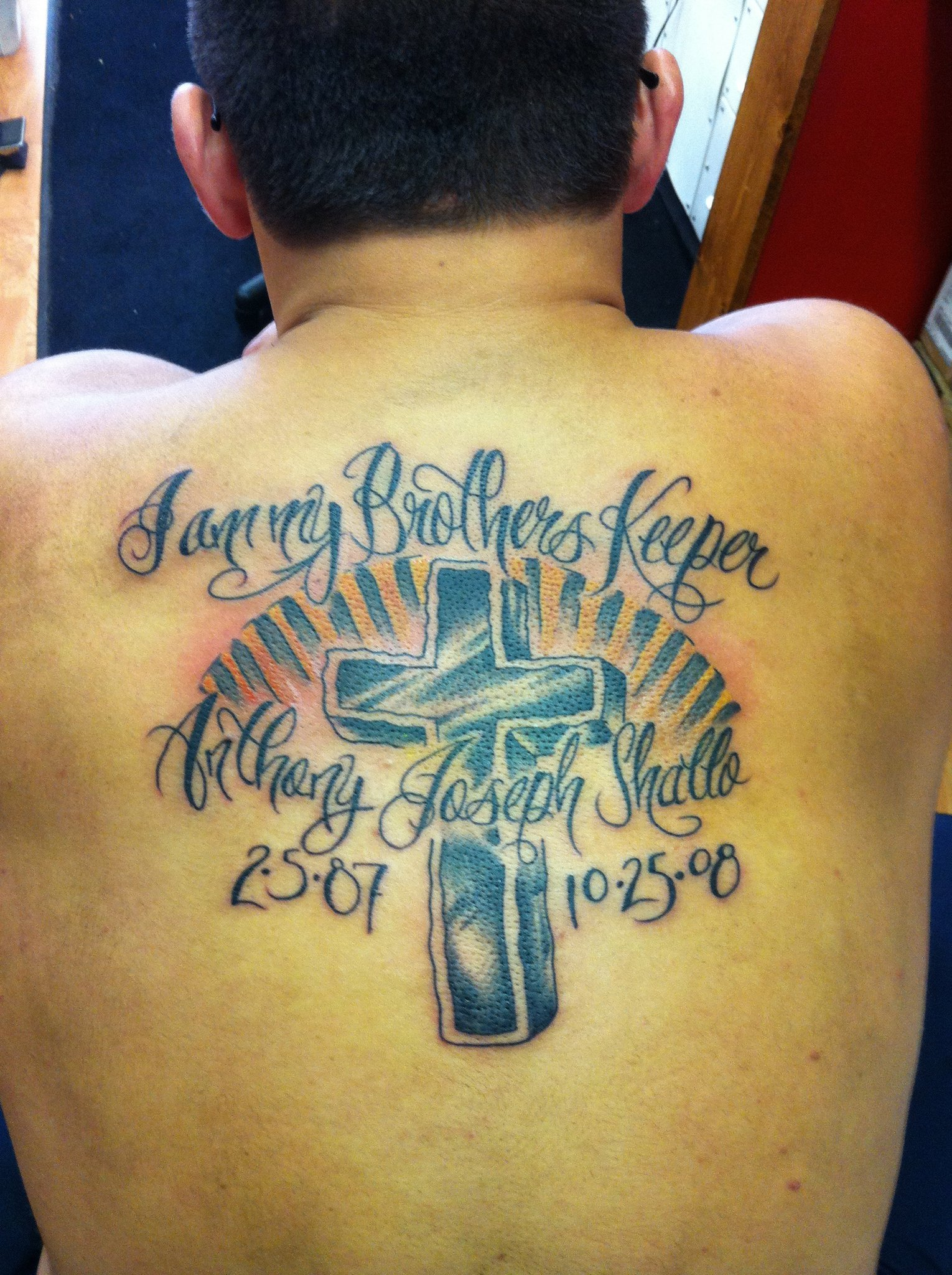 19 My Brothers Keeper Tattoo With Powerful Meanings