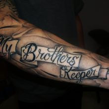 My brother keeper tattoos with meanings