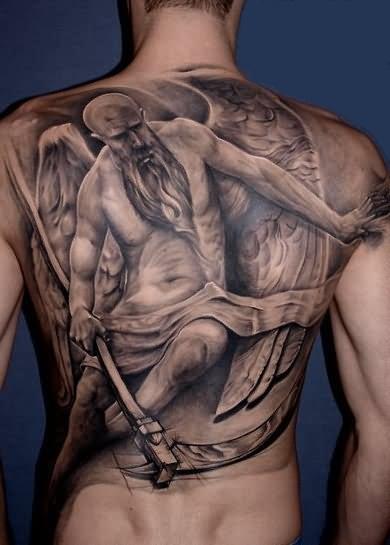 Demonic Tattoos