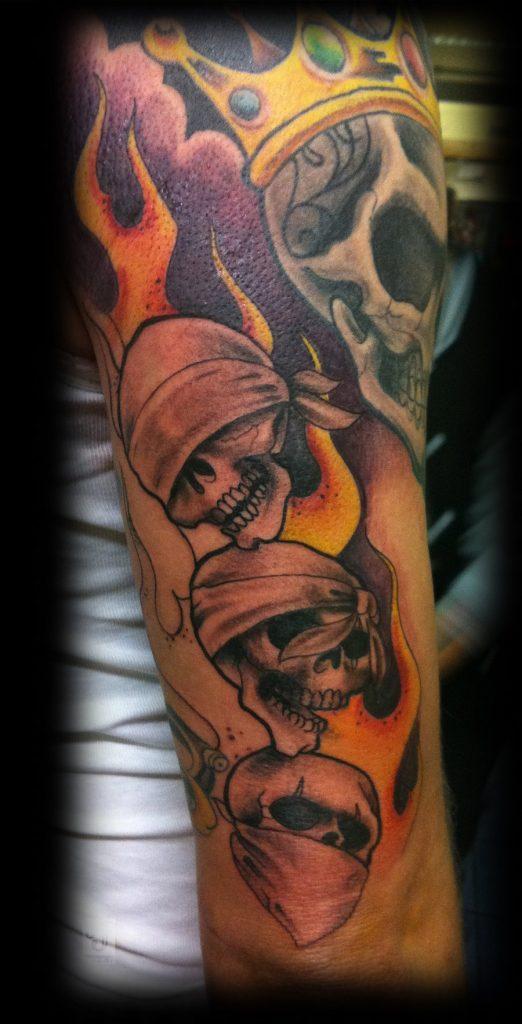 Hear No Evil See No Evil Speak No Evil Tattoos