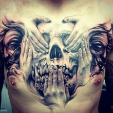 Hear No Evil See No Evil Speak No Evil Tattoos
