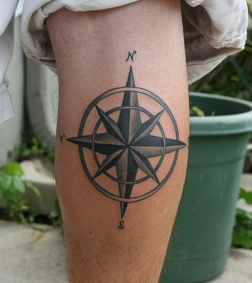 Awesome Meanings Behind the Nautical Star Tattoo - Tattoos Win
