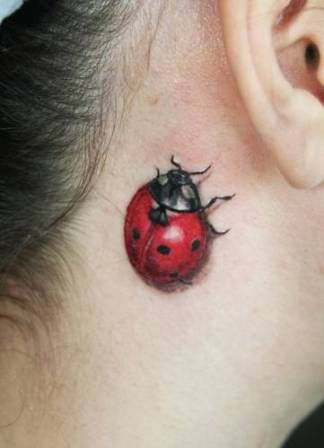 Beautiful Ladybug Tattoos With Lovely Meanings - Tattoos Win