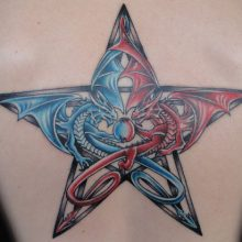 Nautical star tattoos and meanings