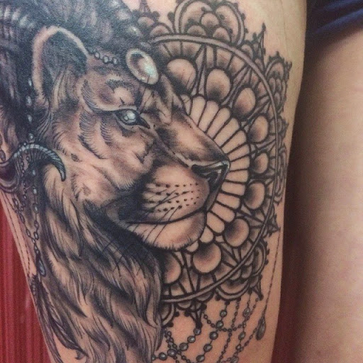 9766fbc30 Lion Tattoos and Their Unique Meaning - Tattoos Win