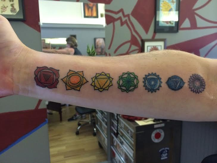 Spiritual Meanings Behind The Chakra Tattoos Tattoos Win