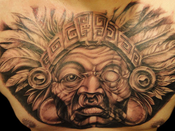 Mayan Tattoos Tattoo Collections