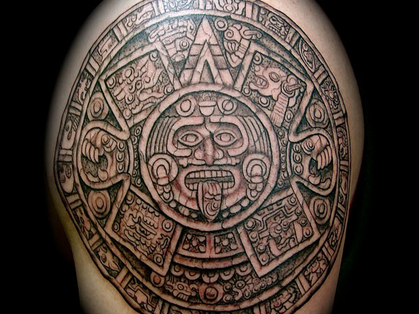 33d43a444e2e6 30 Specific Mayan Tattoos and Their Unique Meanings - Tattoos Win
