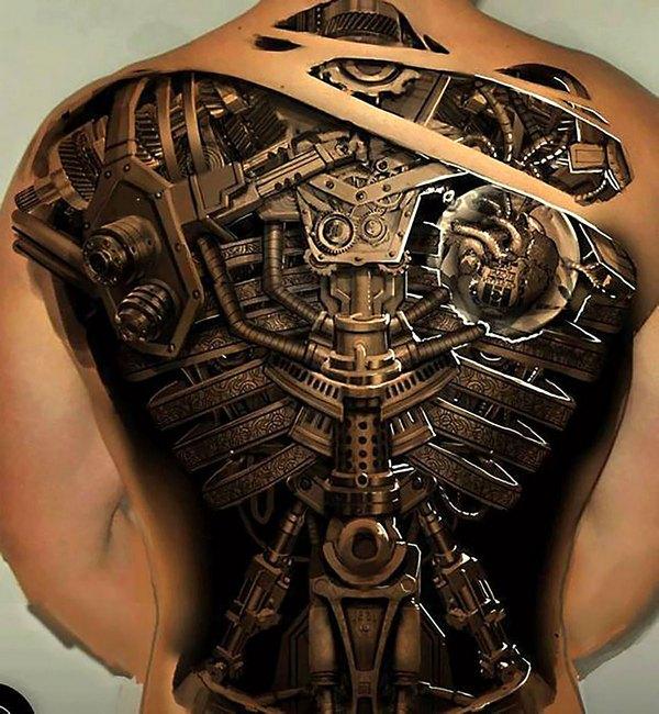 28 3D Tattoos That Will Twist Your Mind - Tattoos Win
