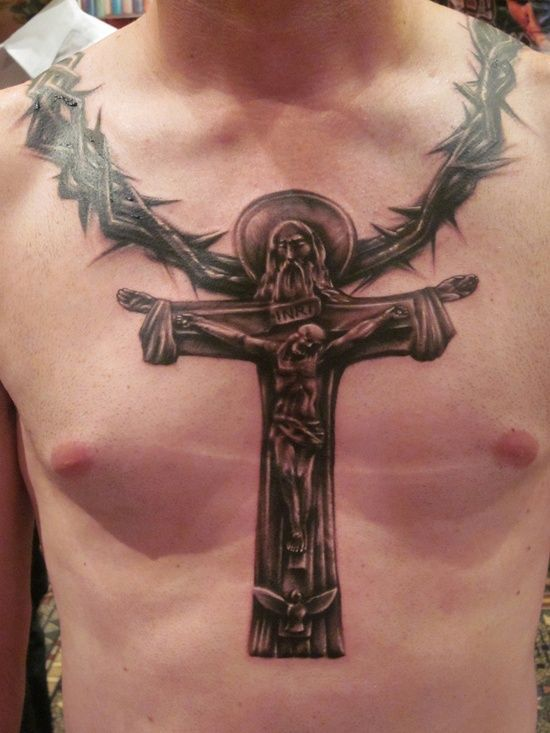 Unique And Diverse Meanings Of The Cross Tattoos Tattoos Win