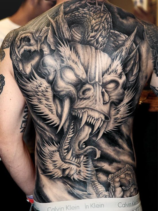 Dragon Tattoos With Wild And Iconic Meanings Tattoos Win