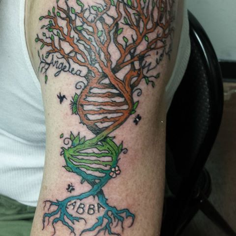 27 Deep Rooted Family Tree Tattoos And Meanings Tattoos Win