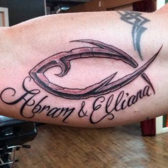 19 Jesus Fish Tattoos With The Religious Connotations Tattoos Win
