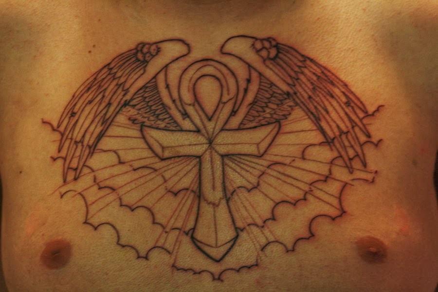 25 Superb Ankh Tattoo Ideas For Everyone Tattoos Win