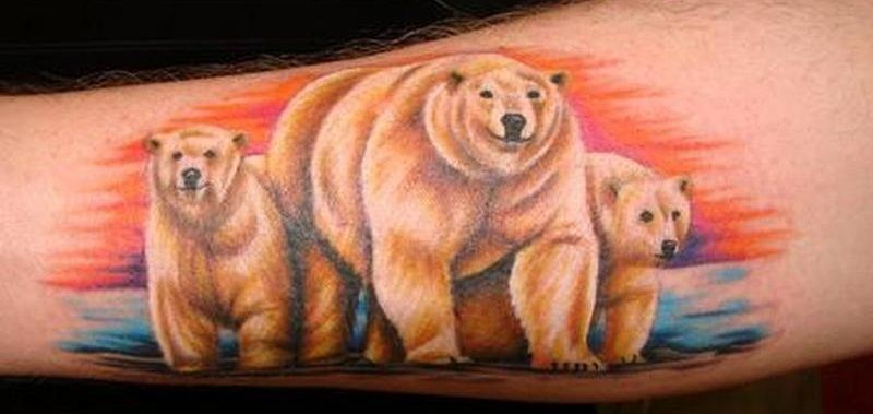 bear-tattoo-designs-on-forearm
