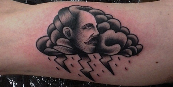 14 Cloud Tattoos With Personal Expression And Infinite Meanings