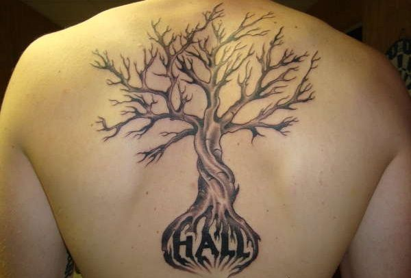 31718ade6 27 Deep Rooted Family Tree Tattoos and Meanings - Tattoos Win