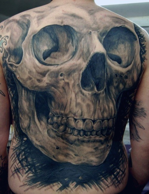 37 Grim Reaper Tattoos With Dark and Mysterious Meanings