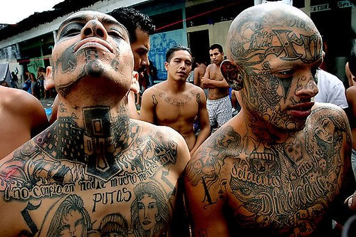 mexican-gangsters-and-eagle-tattoo-design-1