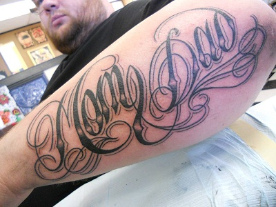 50 Mom and Dad Tattoos With Significant Meanings - Tattoos Win