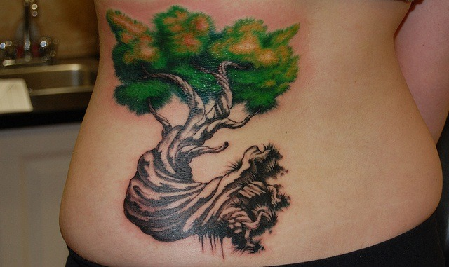19 Bonsai Tree Tattoos With Cultural And Diverse Meanings