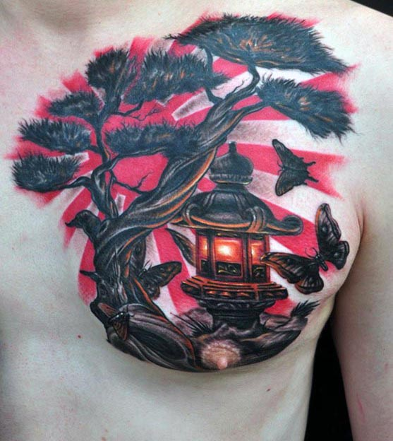 19 Bonsai Tree Tattoos With Cultural And Diverse Meanings Tattooswin