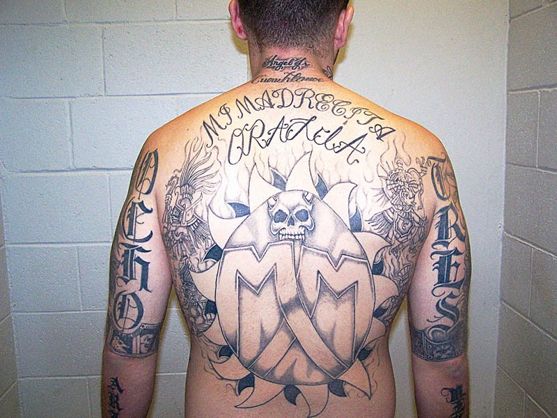 22 Mexican Mafia Tattoos With Dark Mysterious Meanings - Tattoos Win