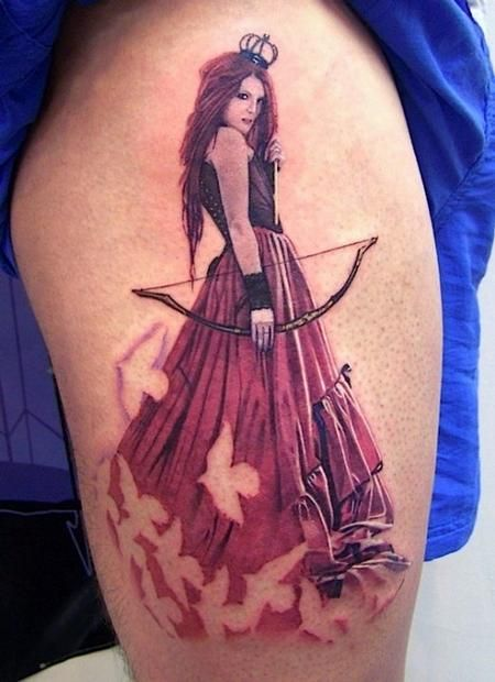 43 Sagittarius Tattoos With Amazing Meanings Tattoos Win