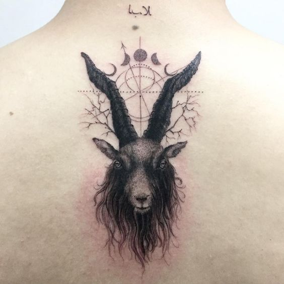 ec46edba0 32 Capricorn Tattoos and Their Diverse Meanings - Tattoos Win