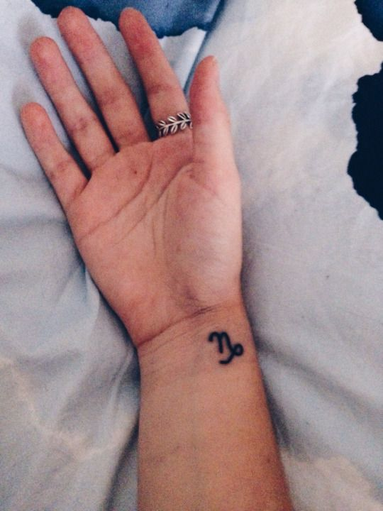 32 Capricorn Tattoos And Their Diverse Meanings Tattoos Win