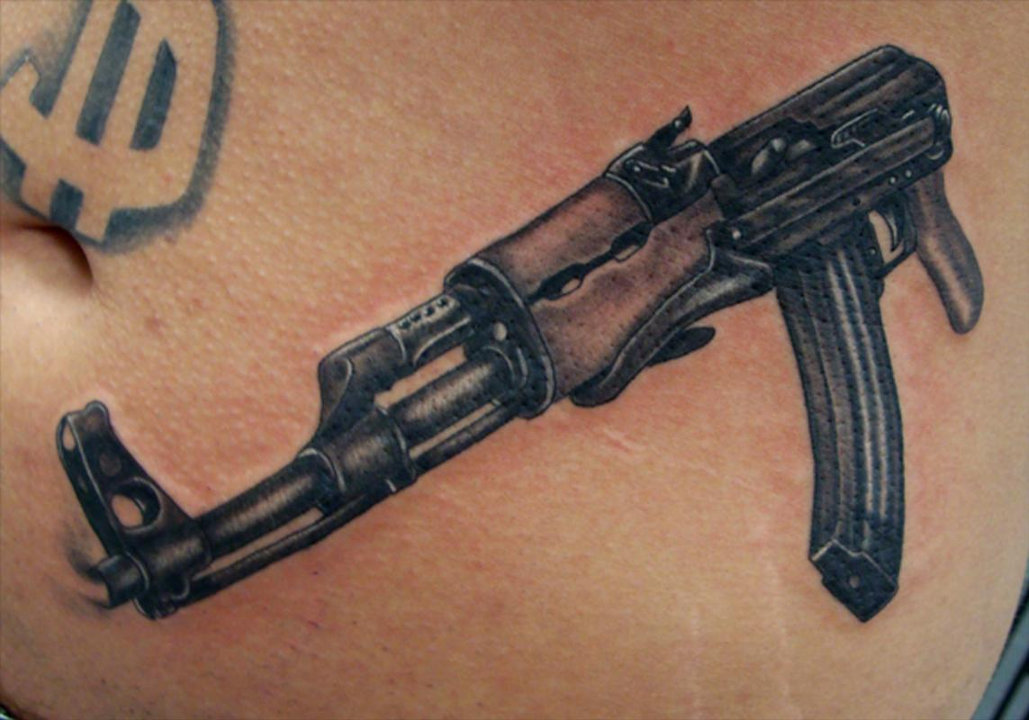Tatuaje Ak47 30 ak 47 tattoos with meanings and their exploding popularity