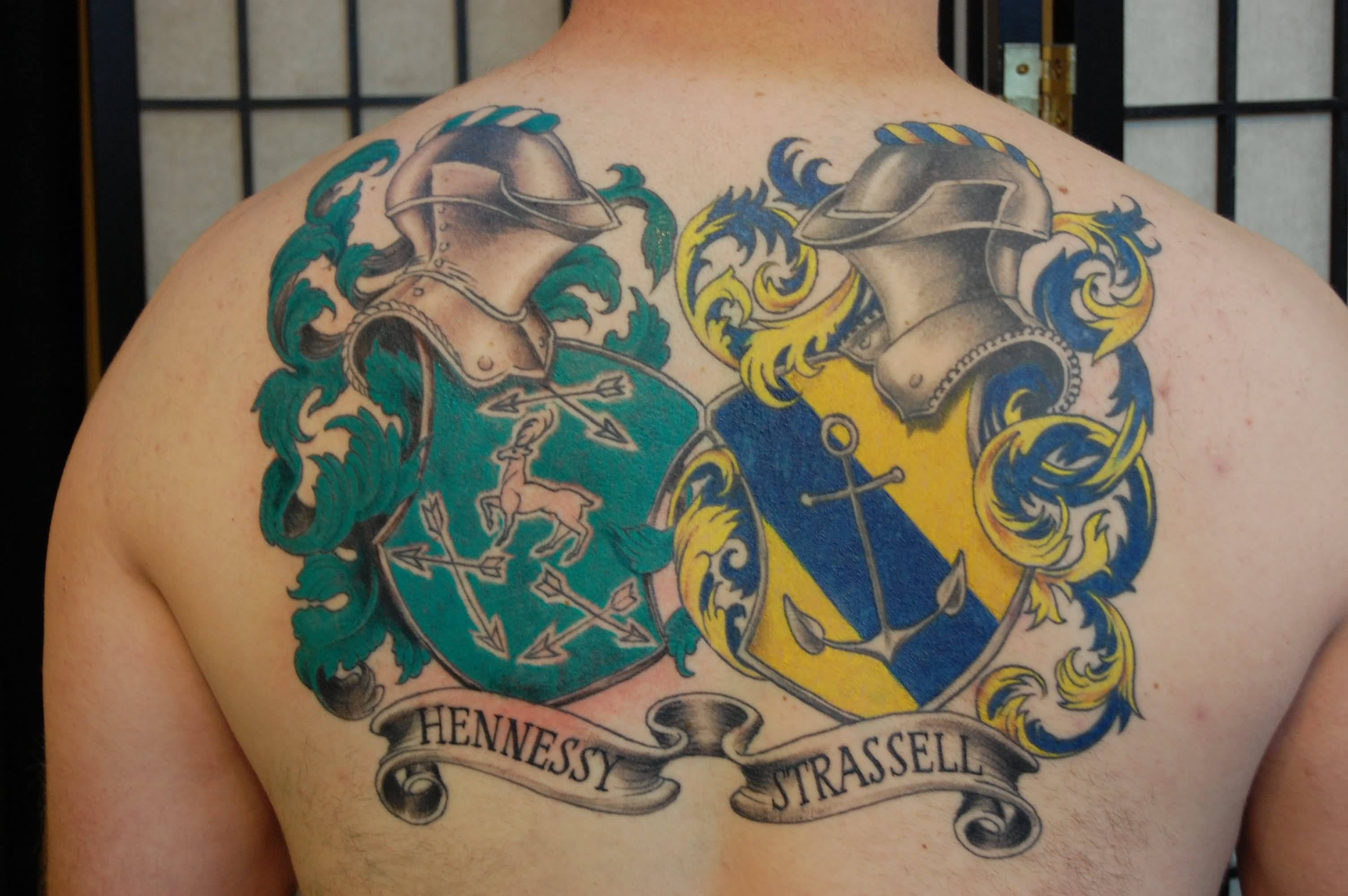 35 family crest tattoos with pride tattoos win swipe leftright to see more buycottarizona Images