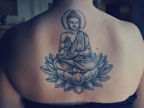 ff05b9f5477bd 29 Buddha Tattoos and Their Vast and Spiritual Meanings - Tattoos Win