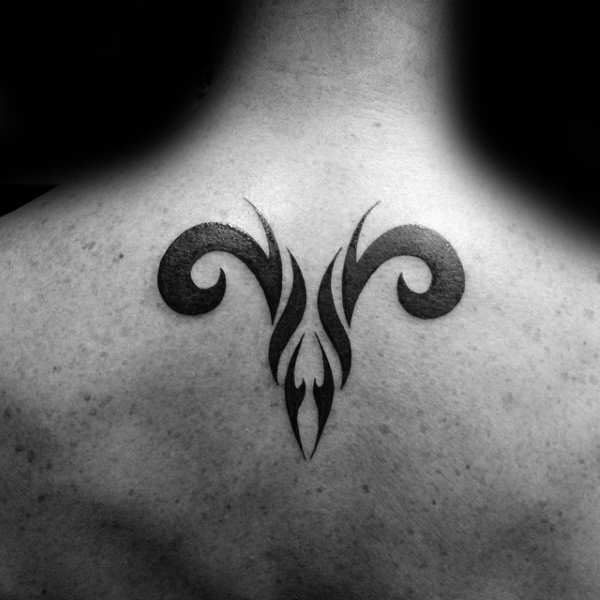 aecb40499 37 Aries Tattoos of Creative Freedom and Meanings - Tattoos Win