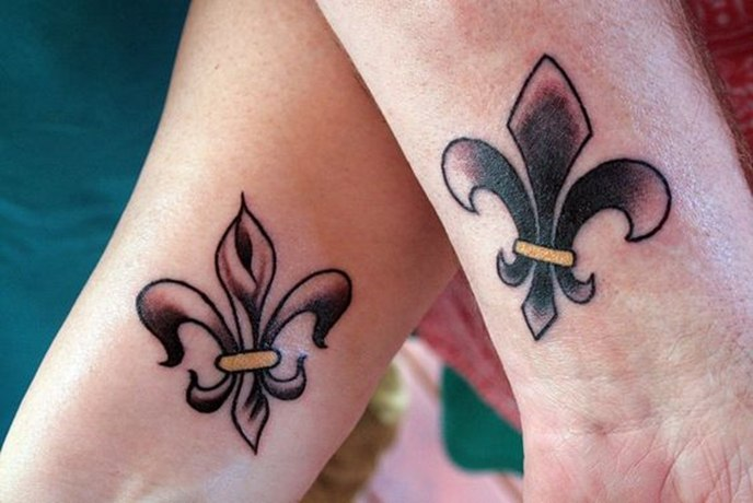 43 Fleur De Lis Tattoos With Symbolic Meanings And Representations