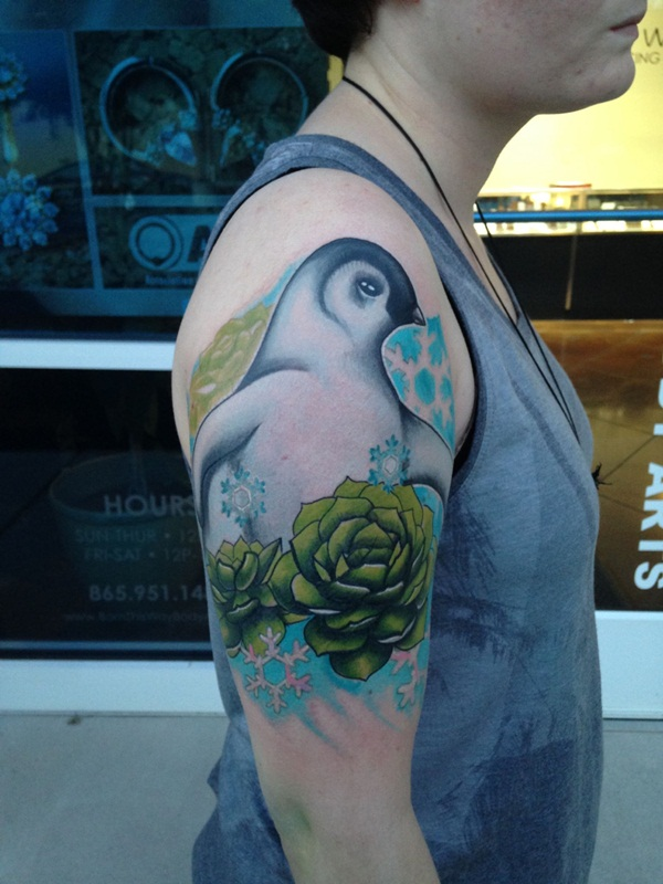 48 Penguin Tattoos With Unique And Symbolic Meanings Tattoos Win