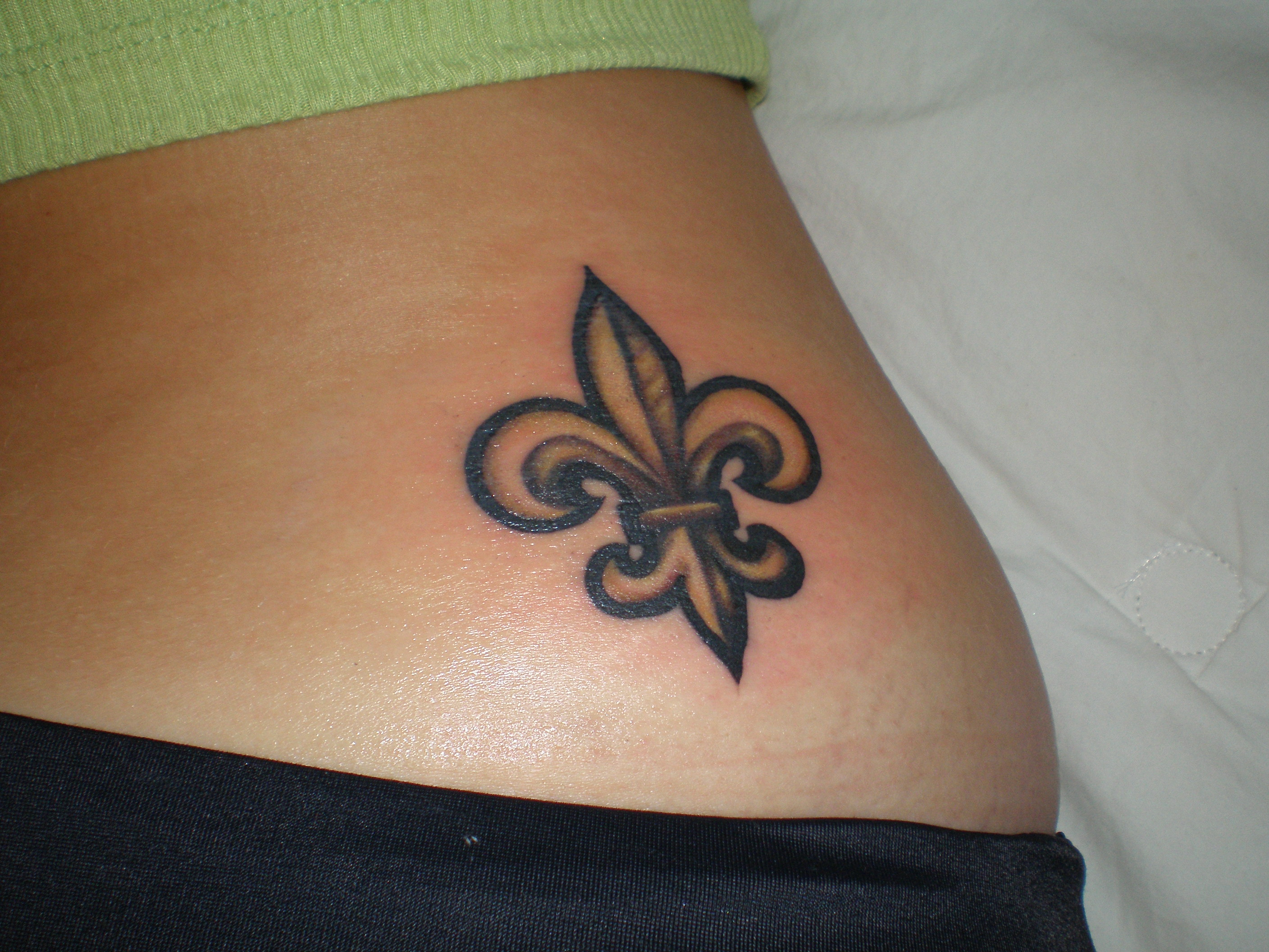43 fleur de lis tattoos with symbolic meanings and representations swipe leftright to see more buycottarizona Images