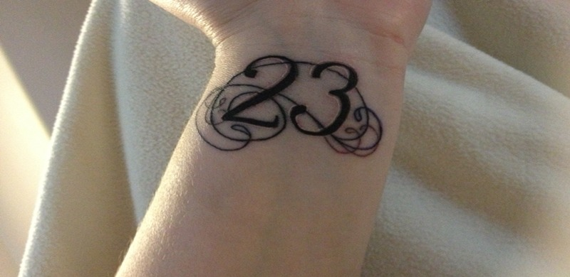 Number Tattoos With Huge Variety In Meanings Win