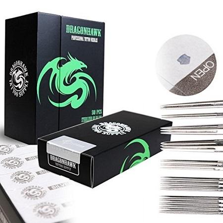 Dragonhawk Silver Series Tattoo Needles