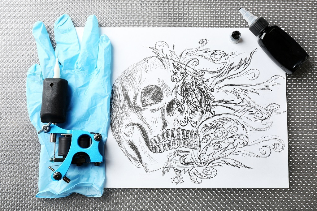 Black Tattoo Ink - All Question Answered and Top Brands Reviewed ...