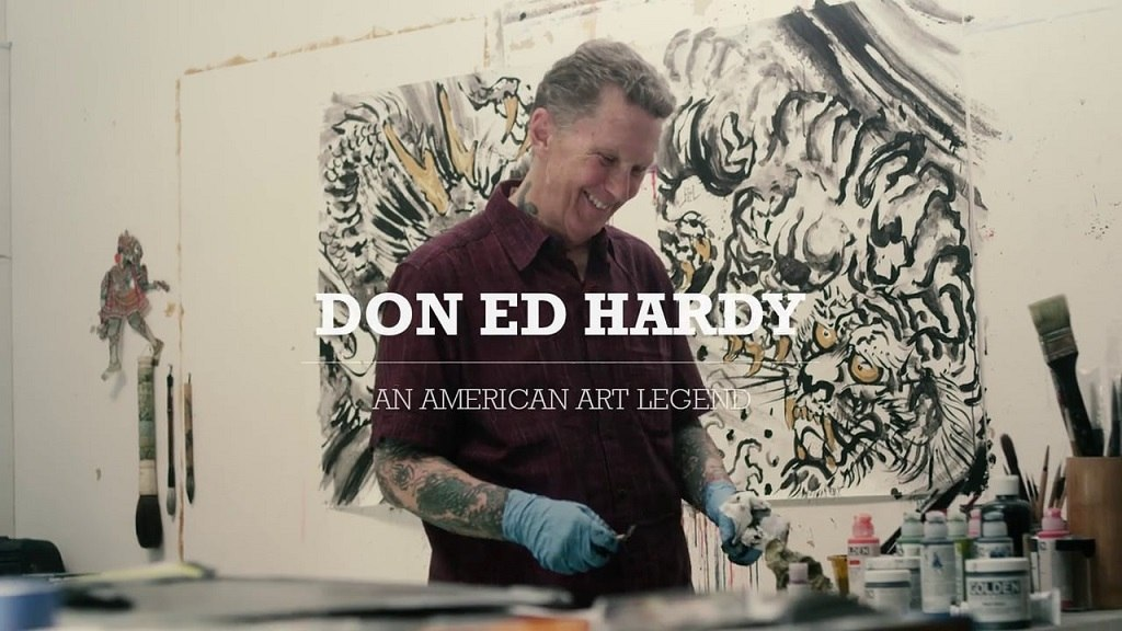 Tattoo Artist: Don Ed Hardy