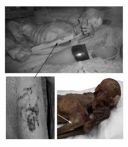 Oldest Tattoo On Egyptian Mummies