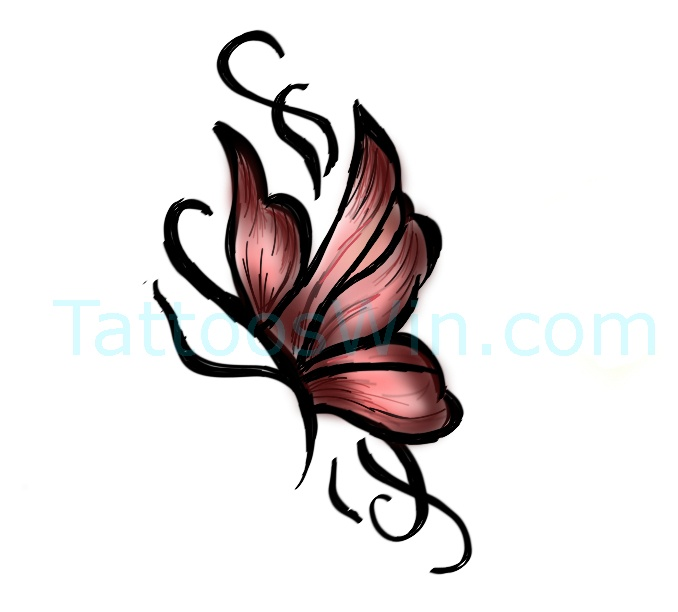 Butterfly Tattoo Desings Original