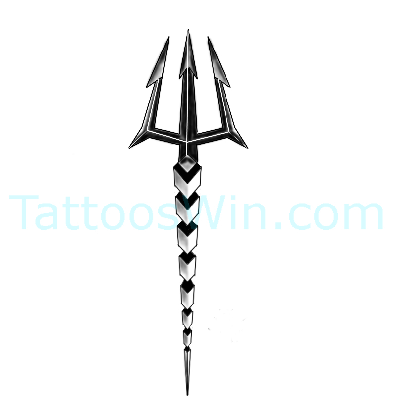 Trishul Tattoo Designs New And Original