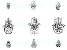 Hamsa Tattoo Designs New And Original
