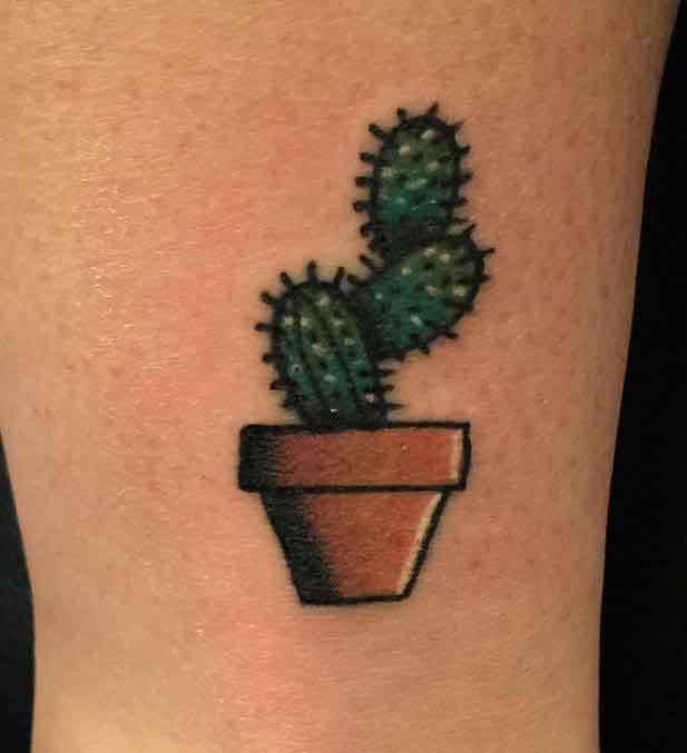 Cactus Tattoo